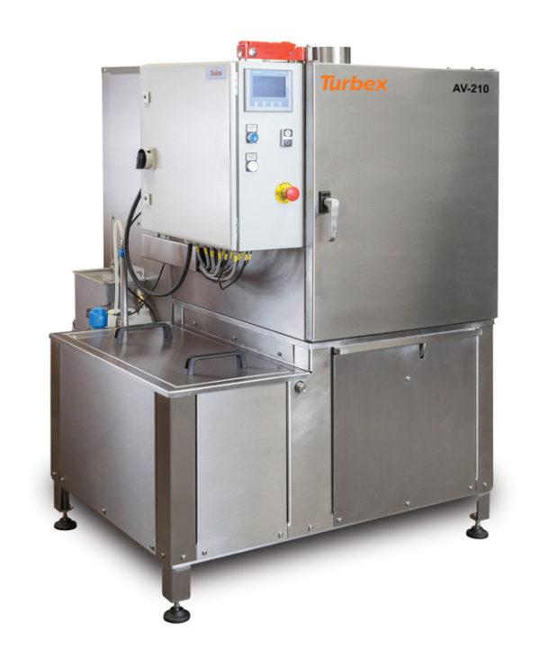 AV-210 cleaning machine with Rotation