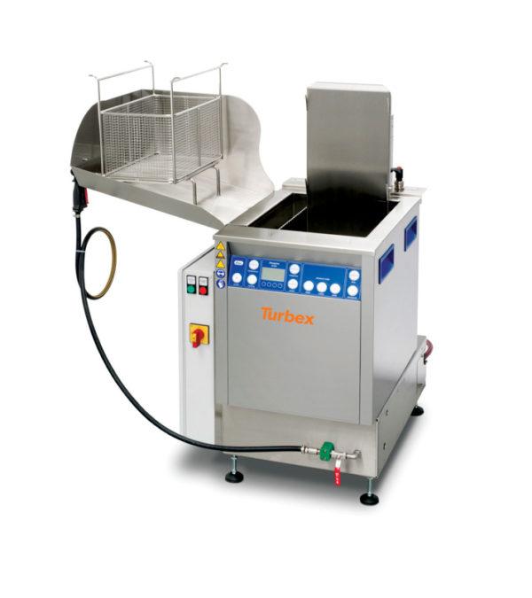 Pro Line manual rinse ultrasonic washer
