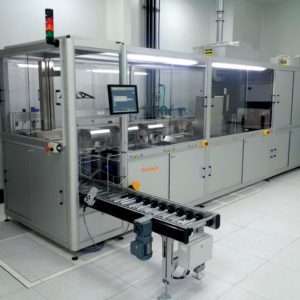Bespoke Ultrasonic cleaning machine