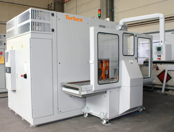 Modified Alcohol cleaning Machines