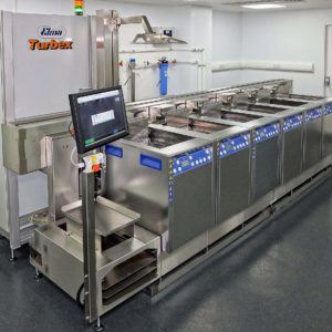 Assembly Techniques Ltd medical-grade cleaning facility