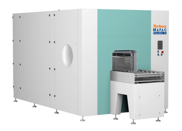 Turbex MAFAC palma XL cleaning machine