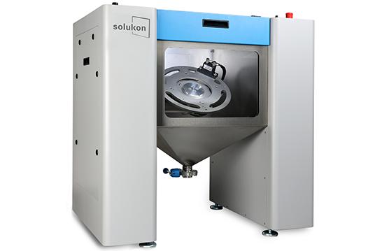 Solukon cleaning machine