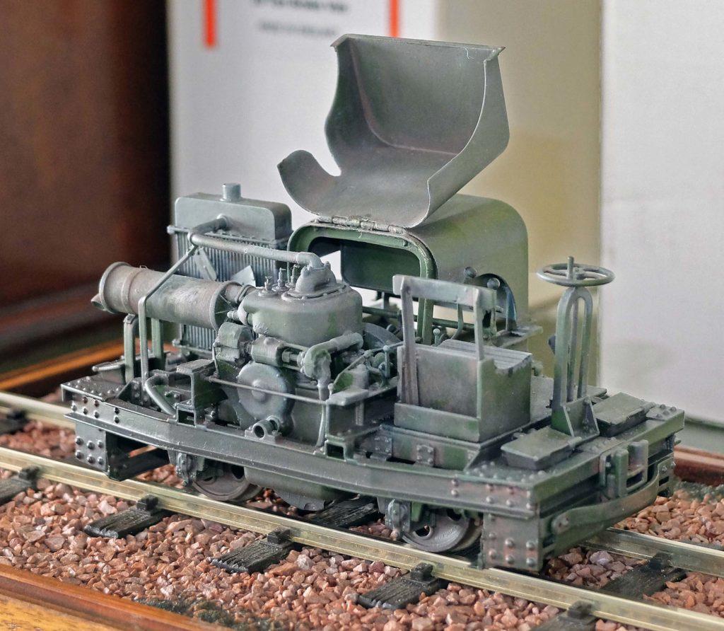 The armoured Simplex